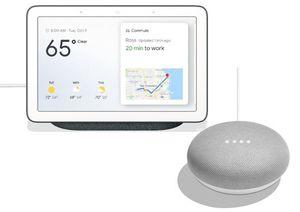 google home hub + mini for Sale in Los Angeles, CA
