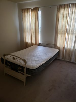 FREE Twin bed with frame for Sale in New Brunswick, NJ