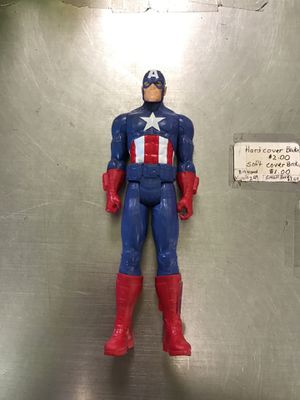 Captain America action figure for Sale in Matawan, NJ