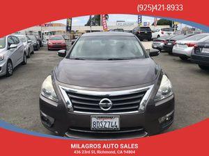 2013 Nissan Altima for Sale in Richmond, CA