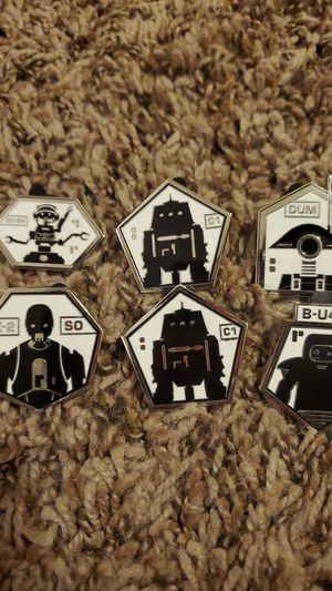 Disney pins $10 each for Sale in Riverside, CA