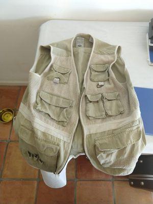 Fishing vest, Medium for Sale in Lake Worth, FL