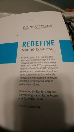 Rodan and Fields Macro Exfoliator for Sale in Vancouver, WA