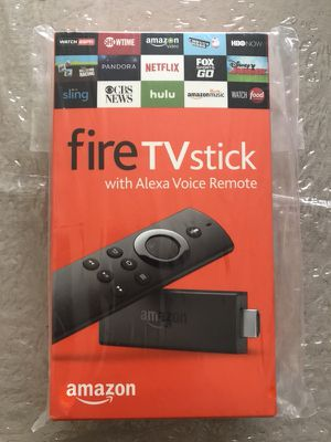 Jailbroken Amazon Fire TV Stick Loaded for Sale in Martinsburg, WV