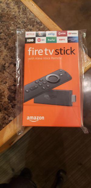 Fire tv stick for Sale in Bremerton, WA