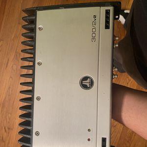 Jl audio 300/2 Amplifier Works like new for Sale in El Segundo, CA