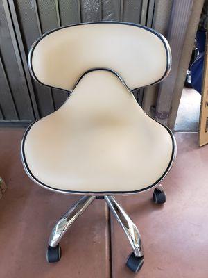 Swivel Chair, Saddle Seat, Esthetician, Nail Tech, Lash Tech for Sale in Tucson, AZ