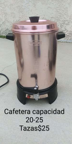 Cafeteras electricas for Sale in South Gate, CA