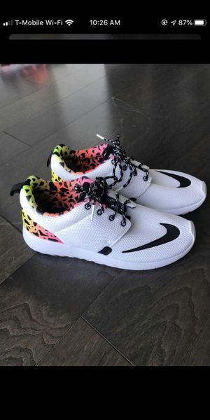 Nikes 6.5 adult size 8 for Sale in Dallas, TX