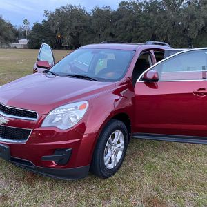 2011 CHEVY EQWINOX LT AWD for Sale in Kissimmee, FL