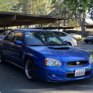 2004 Subaru Impreza for Sale in Fremont, CA