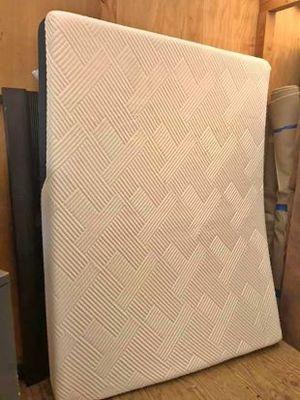 LOFT Memory Foam Queen Mattress, Box Spring, Headboard & Footboard! for Sale in Clearwater, FL