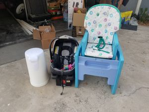 Baby items for Sale in Fresno, CA