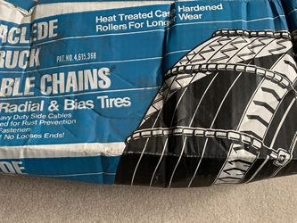 Laclede Truck Motorhome Cable Chains for Sale in Everett,  WA