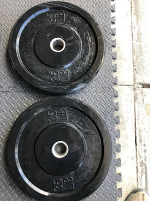 Weights/ Bumper Plates for Sale in Sanford, FL