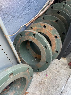 Heavy pipe flanges for Sale in San Diego, CA