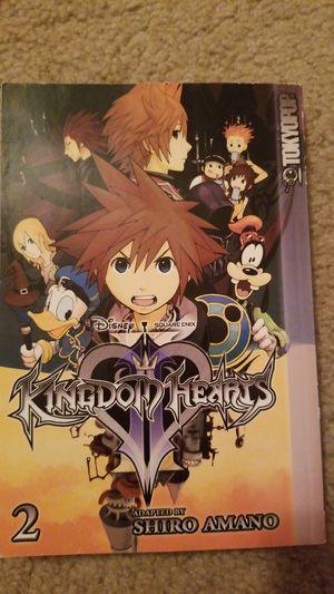 Kingdom Hearts 2 Manga Volume 2 for Sale in Goodyear, AZ