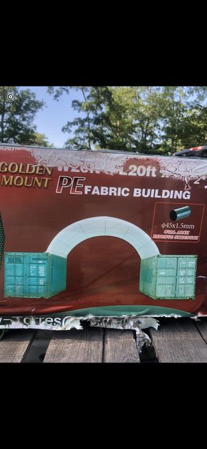Brand new fabric building $750 for Sale in Dartmouth, MA