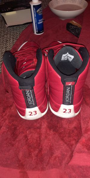"Retro Jordan 12's ""Gym Red's"" for Sale in Glendale, AZ"