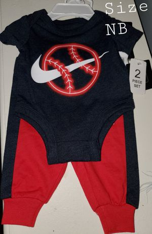 Nike 2pc Outfit size NB- NEW for Sale in Renton, WA