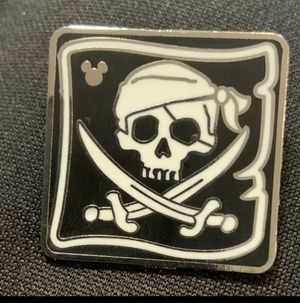 Authentic Disney Pirates pin for Sale in Los Angeles, CA