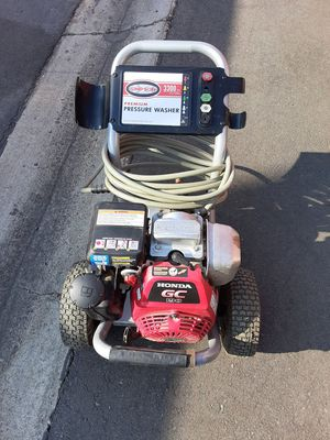 Simpson pressure washer for Sale in Bakersfield, CA