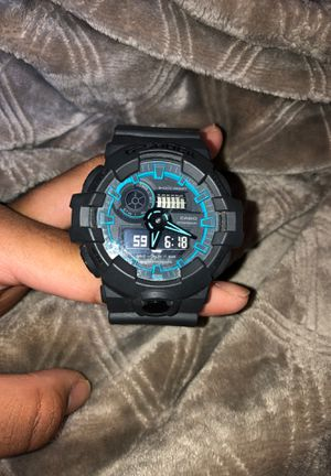 G-Shock watch blue/grey for Sale in Washington, DC