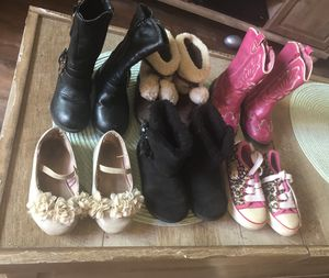 Toddler girl shoes for Sale in LOS RNCHS ABQ, NM