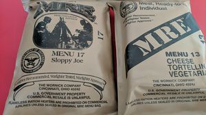 MRE in opened but old for Sale in Long Beach, CA