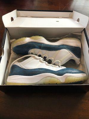 "Jordan Retro 11 Low ""Snakeskins"" for Sale in Franklin, WI"