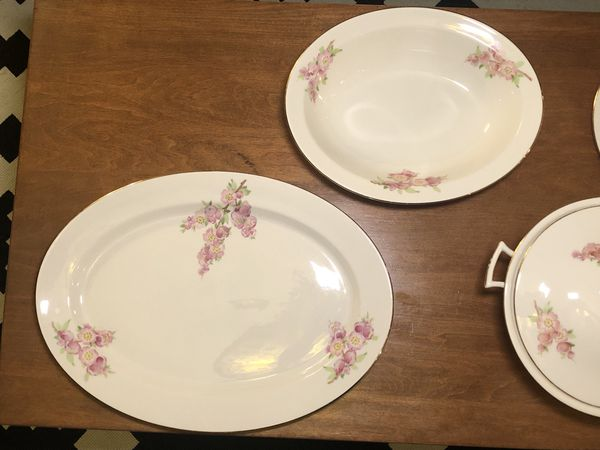 Vintage China 1940's Needs A Home