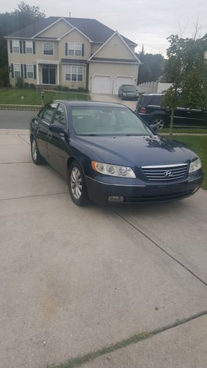 2006 Hyundai Azera for Sale in Monroe Township, NJ