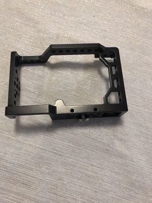Camvate Sony A6500 Camera Cage for Sale in Apache Junction, AZ