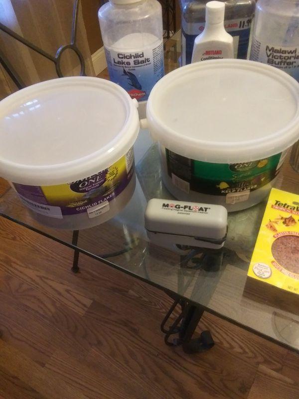 Aquarium equipment Food, Filters, Eheim
