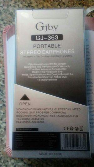 New earphones for Sale in Alamo, GA