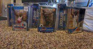 Nba figures rare never opened for Sale in Fresno, CA