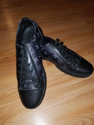 Louis Vuitton sneakers size 43 for Sale in Philadelphia, PA