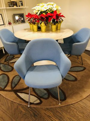 4 upholstered dining chairs for Sale in Fairfax, VA