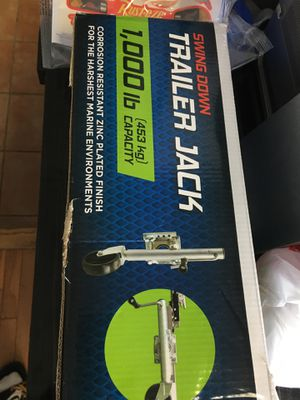 Tow Smart Swing down Trailer Jack 1,000 Lb for Sale in Sugar Land, TX