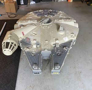 Millennium falcon extraordinaire for Sale in Raleigh, NC