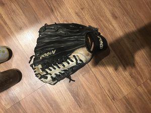 A100 outfielders glove, 2 bats for Sale in Mount Laurel Township, NJ