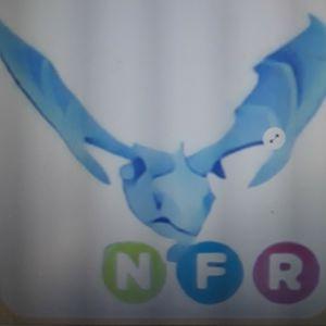 Neon Frost Dragon - Adopt Me (Check Description) for Sale in Signal Hill, CA