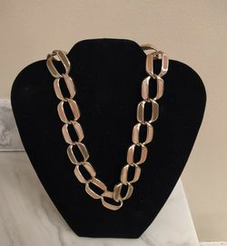 Gold Toned Necklace for Sale in St. Louis,  MO