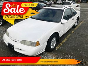 1995 Ford Thunderbird for Sale in Brier, WA