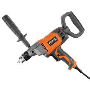 RIDGID 9 Amp Corded 1/2 in. Spade Handle Mud Mixer for Sale in Villa Rica, GA