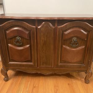 Bassett Cherry Wood Buffet Table for Sale in North Haven, CT