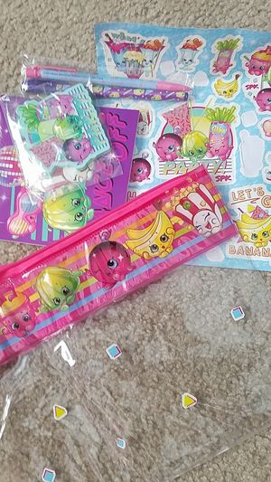 Shopkins supplies set for Sale in Vancouver, WA