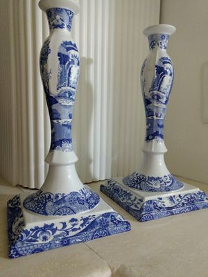 SPODE Candle Sticks for Sale in West Palm Beach, FL