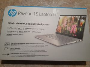 Hp Pavilion 15 Laptop PC for Sale in Reading, PA