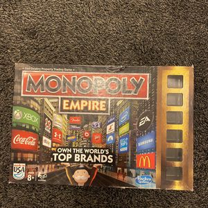 Monopoly Empire Board Game for Sale in Sacramento, CA